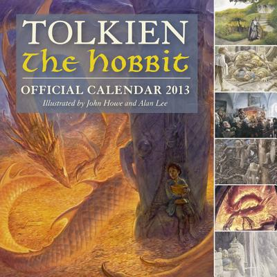 Tolkien Calendar 2013: The Hobbit Cover Image