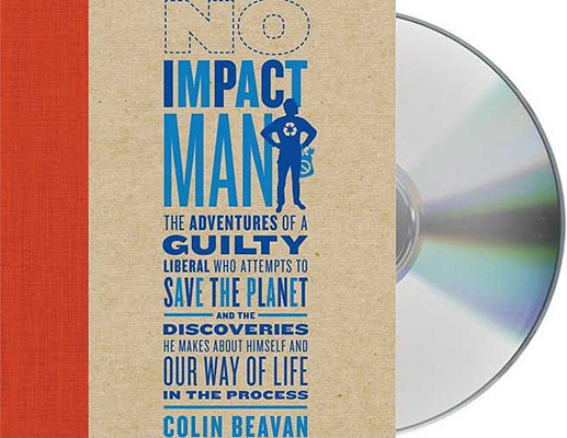 No Impact Man Cover