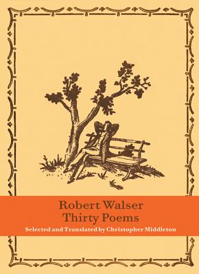 Thirty Poems Cover