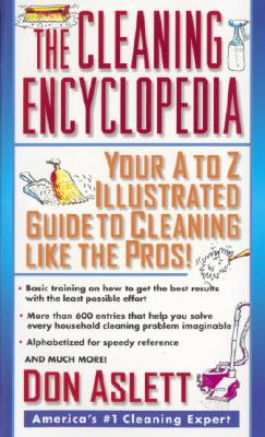 The Cleaning Encyclopedia Cover