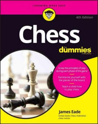Chess for Dummies Cover Image