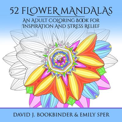 52 Flower Mandalas Cover