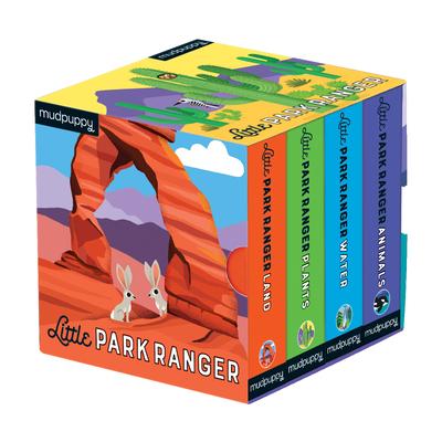Little Park Ranger Board Book Set Cover Image