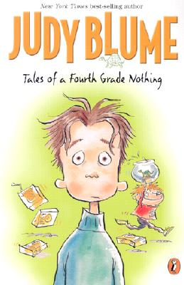 Tales of a Fourth Grade Nothing Cover