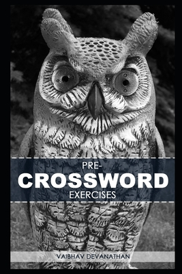 Pre-Crossword Exercises Cover Image