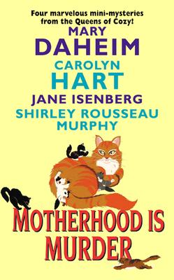 Motherhood Is Murder Cover Image