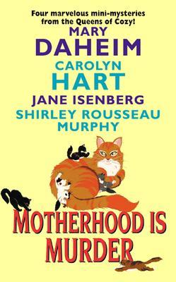 Motherhood Is Murder Cover Image