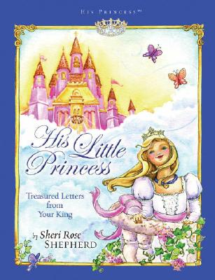His Little Princess Cover