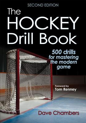 The Hockey Drill Book Cover Image