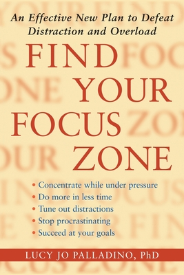 Find Your Focus Zone Cover