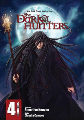The Dark-Hunters, Vol. 4 (Dark-Hunter Manga #4) Cover Image