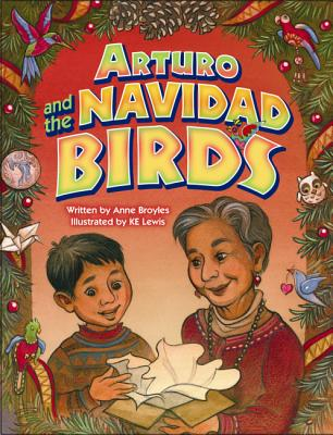 Arturo and the Navidad Birds Cover