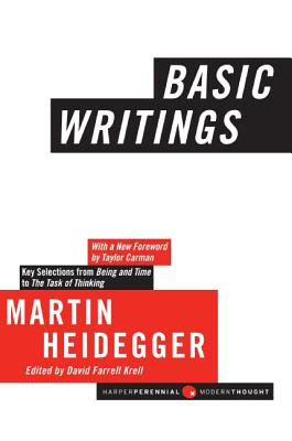Basic Writings (Harper Perennial Modern Thought) Cover Image