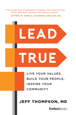 Cover for Lead True