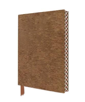 Textured Bronze Artisan Notebook (Flame Tree Journals) (Artisan Notebooks) Cover Image