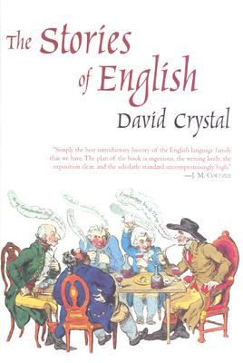 The Stories of English Cover
