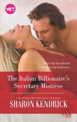 Italian Billionaire's Secretary Mistress Cover