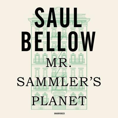 Mr. Sammler's Planet Cover Image