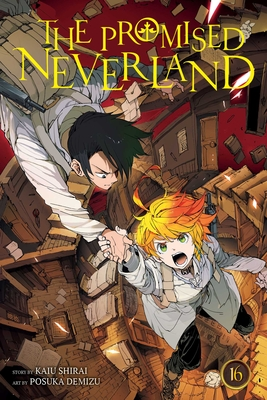 The Promised Neverland, Vol. 16 Cover Image