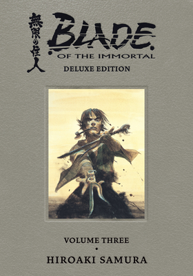 Blade of the Immortal Deluxe Volume 3 Cover Image