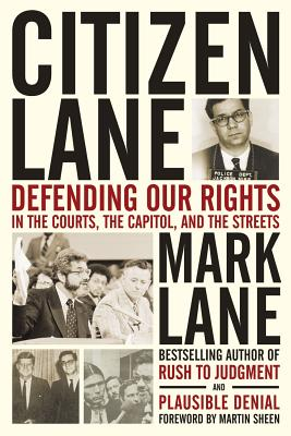 Citizen Lane Cover