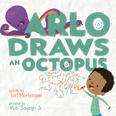 Arlo Draws an Octopus Cover Image
