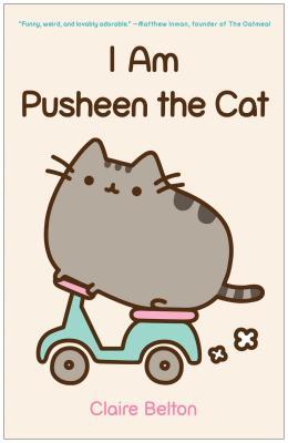 I Am Pusheen the Cat (A Pusheen Book) Cover Image