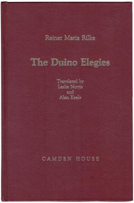 Duino Elegies (Studies in German Literature) Cover Image