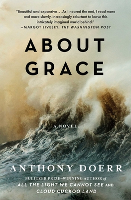 About Grace: A Novel Cover Image