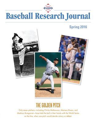 Baseball Research Journal (BRJ), Volume 45 #1 Cover Image
