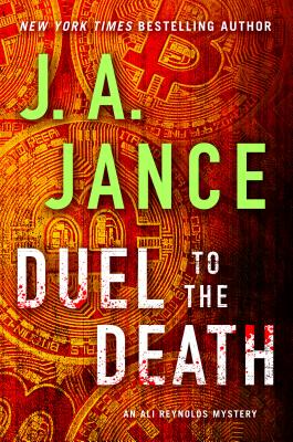 Duel to the Death (Ali Reynolds Novel) Cover Image