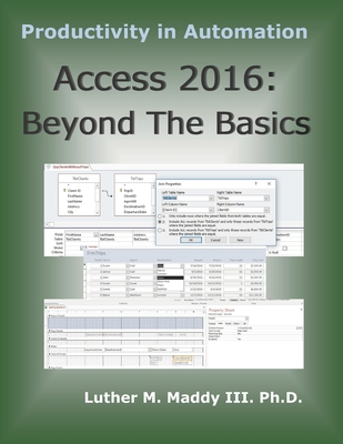 Access 2016: Beyond the Basics Cover Image