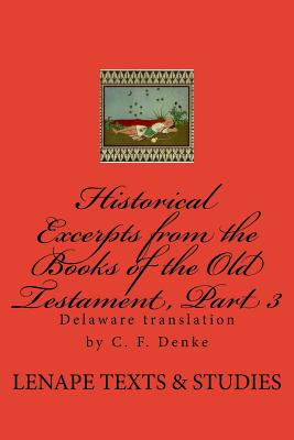Historical Excerpts from the Books of the Old Testament, Part 3 Cover Image