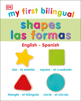 My First Bilingual Shapes / Formas Cover Image
