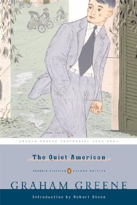 The Quiet American Cover