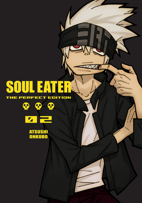 Soul Eater: The Perfect Edition 02 Cover Image