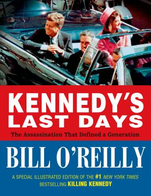 Kennedy's Last Days Cover