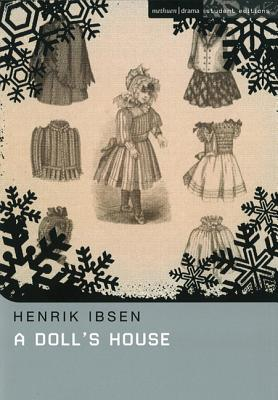 A Doll's House (Methuen Drama Student Editions) Cover Image