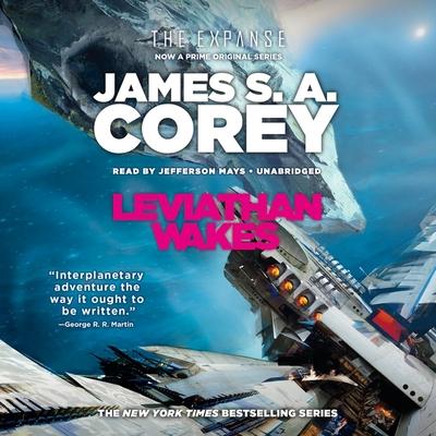 Leviathan Wakes Lib/E Cover Image