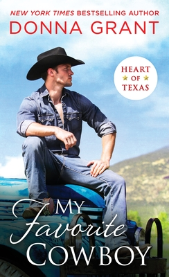 My Favorite Cowboy (Heart of Texas #3) Cover Image