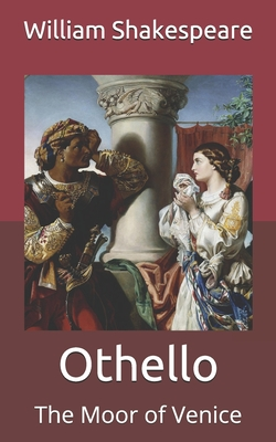 Othello: The Moor of Venice Cover Image