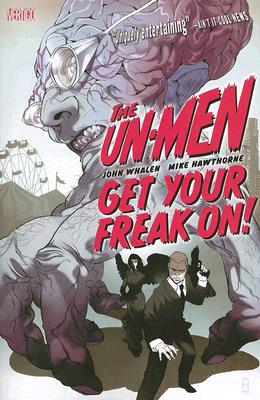 Cover for Get Your Freak On!