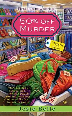 50% Off Murder (Good Buy Girls #1) Cover Image