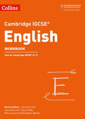 Cambridge IGCSE® English Workbook (Cambridge International Examinations) Cover Image