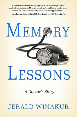 Cover for Memory Lessons