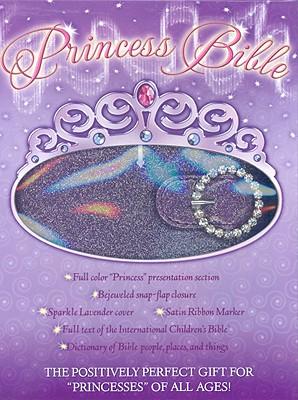 Princess Bible-ICB-Snap Flap Cover Image