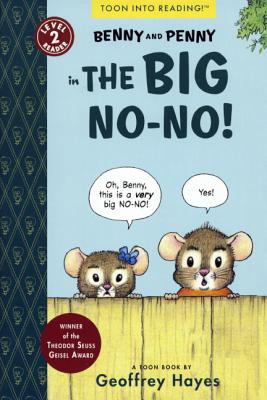 Benny and Penny in the Big No-No! Cover Image