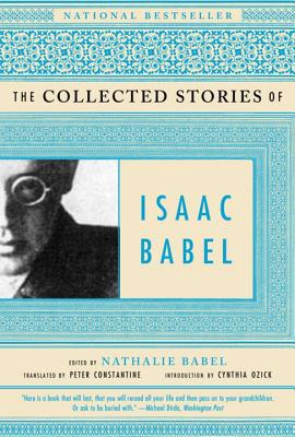 The Collected Stories of Isaac Babel Cover