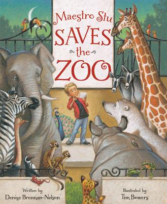 Maestro Stu Saves the Zoo Cover
