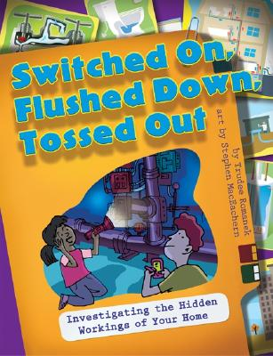 Switched On, Flushed Down, Tossed Out Cover